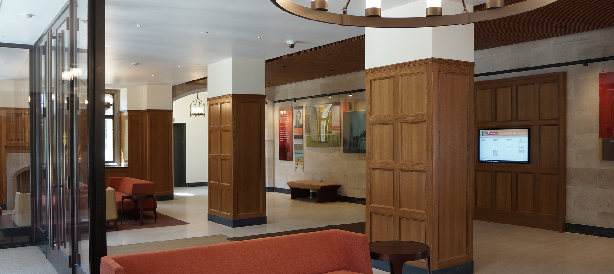 sp_950x425 - Sorensen - Cornell Law School - New Lobby - with ABA - (Sorensen, photo)