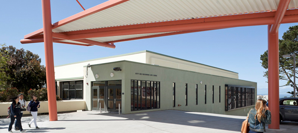 Hoover Middle School Addition & Renovation – San Francisco, CA