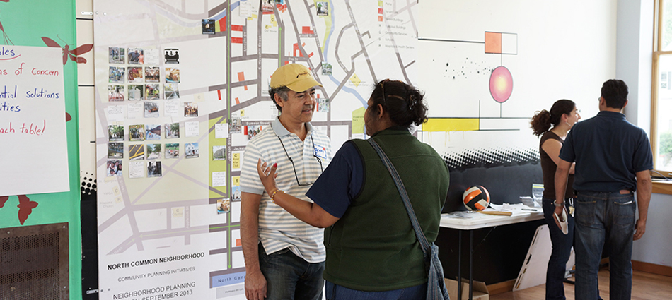 Neighborhood Masterplanning & Charrette for Lawrence Community Works