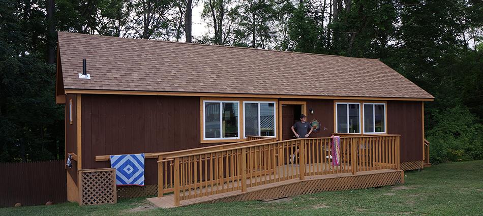 Camp Winadu Bunk – Pittsfield, MA