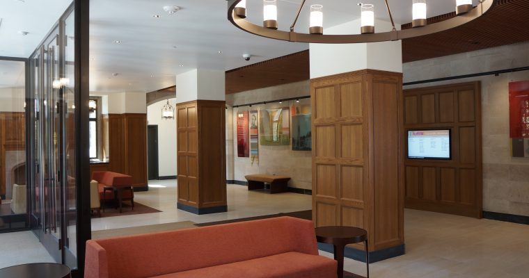 Cornell Law School – Classrooms & Library Renovation & Addition – Ithaca, NY