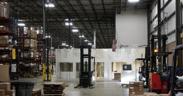 Rexel USA – Distribution Center Central Office – Mansfield, MA