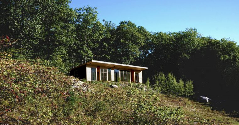 Sunburst House – Sustainable Design – White Mountains, NH