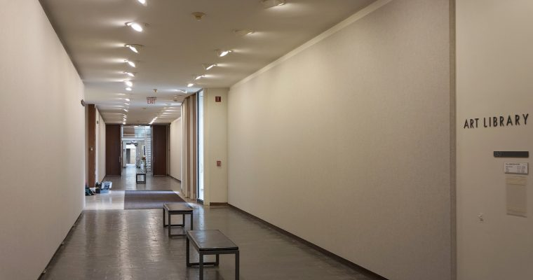 Lobby Restoration & Renovation for Wellesley College Jewett Arts Center