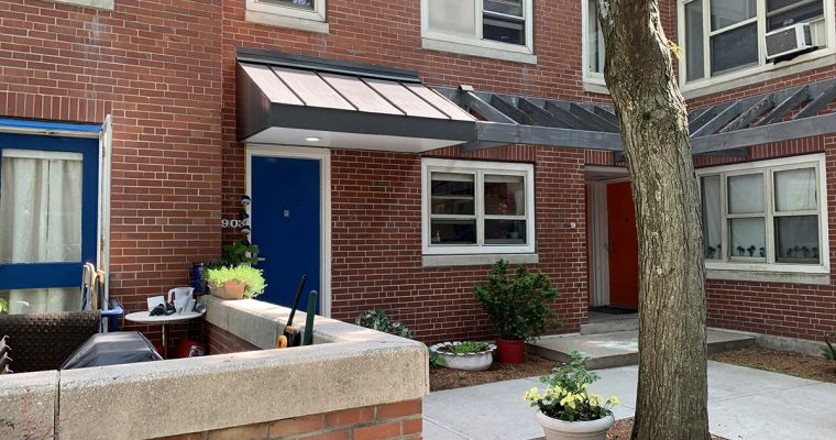 Boston Housing Authority – Commonwealth Development Door Repair & Replacement