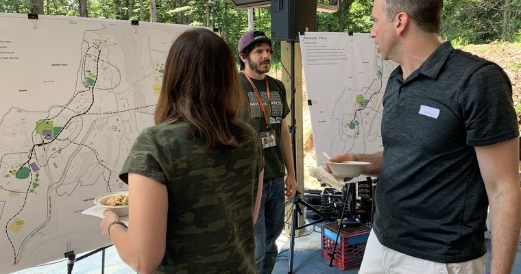 Camp Ramah in the Berkshires Masterplanning & Concept Design – Wingdale, NY