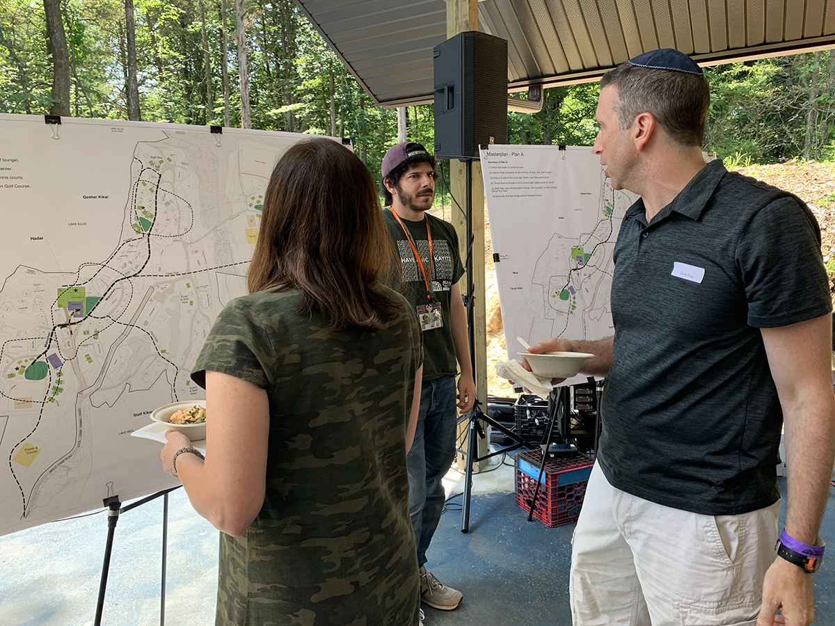 Camp Ramah in the Berkshires Masterplanning & Concept Design –Wingdale, NY